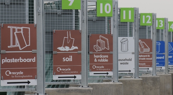 Winter times for Household Recycling Centres as October arrives